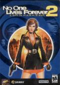 No One Lives Forever 2: A Spy in H.A.R.M.'s Way Windows Front Cover