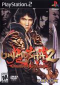 Onimusha 2: Samurai's Destiny PlayStation 2 Front Cover