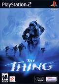 The Thing PlayStation 2 Front Cover