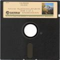 """Silpheed DOS Media 5.25"""" Disk 1/4"""