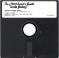 The Hitchhiker's Guide to the Galaxy DOS Media