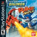Digimon Rumble Arena PlayStation Front Cover