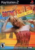 Britney's Dance Beat PlayStation 2 Front Cover