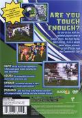Sega Soccer Slam PlayStation 2 Back Cover