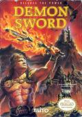 Demon Sword NES Front Cover