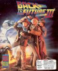 Back to the Future Part III DOS Front Cover