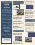 Jane's Combat Simulations: Advanced Tactical Fighters DOS Inside Cover Right Flap
