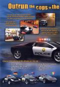 Need for Speed: Hot Pursuit 2 Windows Inside Cover Left Flap