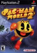 Pac-Man World 2 PlayStation 2 Front Cover