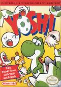 Yoshi NES Front Cover