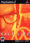 Half-Life PlayStation 2 Front Cover