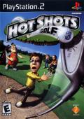 Hot Shots Golf 3 PlayStation 2 Front Cover