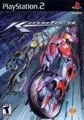 Kinetica PlayStation 2 Front Cover