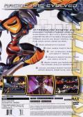 Kinetica PlayStation 2 Back Cover