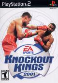 Knockout Kings 2001 PlayStation 2 Front Cover