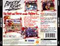 Bloody Roar PlayStation Back Cover