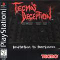 Tecmo's Deception PlayStation Front Cover