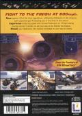 Star Wars: Racer Revenge PlayStation 2 Back Cover