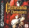 Castlevania Chronicles PlayStation Front Cover