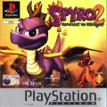 Spyro 2: Ripto's Rage! PlayStation Front Cover