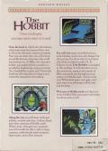The Hobbit PC Booter Back Cover