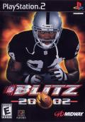 NFL Blitz 20-02 PlayStation 2 Front Cover