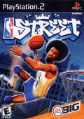 NBA Street PlayStation 2 Front Cover