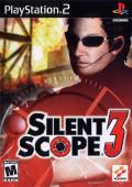 Silent Scope 3 PlayStation 2 Front Cover