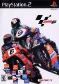 MotoGP PlayStation 2 Front Cover