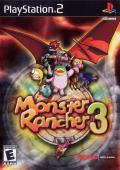 Monster Rancher 3 PlayStation 2 Front Cover