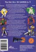 Action 52 NES Back Cover