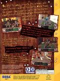 Metal Head SEGA 32X Back Cover