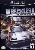 Wreckless: The Yakuza Missions GameCube Front Cover