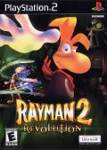 Rayman 2: The Great Escape PlayStation 2 Front Cover