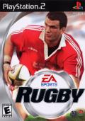 Rugby PlayStation 2 Front Cover