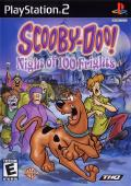 Scooby-Doo!: Night of 100 Frights PlayStation 2 Front Cover