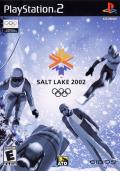 Salt Lake 2002 PlayStation 2 Front Cover