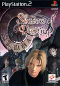 Shadow of Destiny PlayStation 2 Front Cover