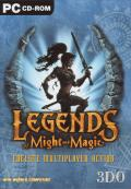 Legends of Might and Magic Windows Front Cover