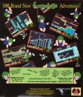 Oh No! More Lemmings Amiga Back Cover