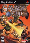 Savage Skies PlayStation 2 Front Cover