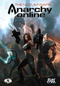 Anarchy Online: The Notum Wars Windows Front Cover
