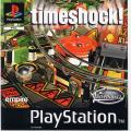 Pro Pinball: Timeshock! PlayStation Front Cover