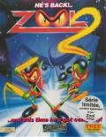 Zool 2 Amiga Front Cover