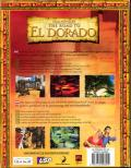Gold and Glory: The Road to El Dorado Windows Back Cover
