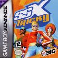 SSX Tricky Game Boy Advance Front Cover