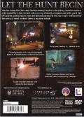 Star Wars: Bounty Hunter PlayStation 2 Back Cover