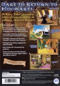 Harry Potter and the Chamber of Secrets PlayStation 2 Back Cover