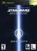 Star Wars: Jedi Knight II - Jedi Outcast Xbox Front Cover