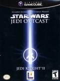 Star Wars: Jedi Knight II - Jedi Outcast GameCube Front Cover